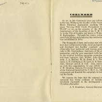 Image of Foreword by A.T. Bradshaw, General Secretary, p.3