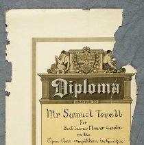 Image of .1 Diploma