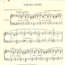 Image of Swing Song pg 2