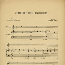 Image of Comfort One Another, page 1