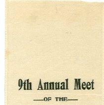 Image of 1976.40.114 - Ribbon, Commemorative
