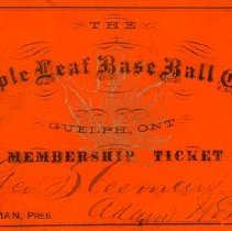 Image of 1976.40.131 - Ticket