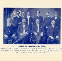 Image of Board of Management, 1904