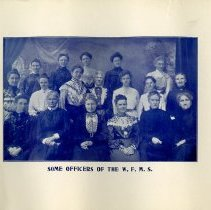 Image of Some Officers of the W.F.M.S., p.17