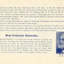 Image of Semi-Centennial Celebration, p.18