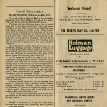 Image of Travel Information, Transportation, Special Fares, p.32