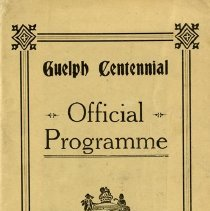 Image of 1976.40.21 - Program