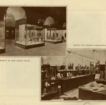Image of New Store Front; Glove & Hoisery Departments, page 18