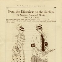 Image of Ladies' Fashions 1876 and 1886, page 4
