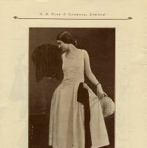 Image of Ball Gown worn by Miss Toronto 1927, page 6