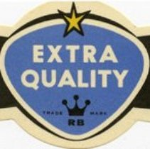 Image of Bottle Label for Reinhart's Sparkling Club Soda