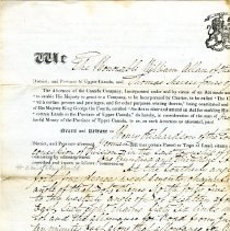 Image of Deed, Front Left