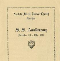 Image of 1977.117.81 - Program