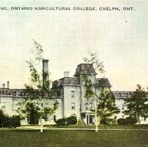 Image of Main Building, OAC