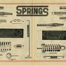Image of Various Springs, James Steele Limited