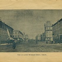 Image of View of Lower Wyndham Street, p.8