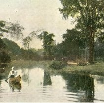 Image of Canoeing on Speed River