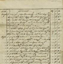 Image of Page 4 of T.R. Brock Statement, 1845