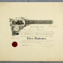 Image of Diploma