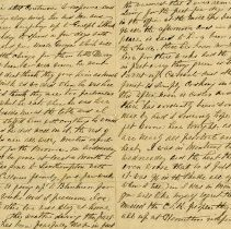 Image of Pages 2 and 3 of Letter