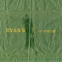 Image of Large Paper Bag, G.B. Ryan & Co. of Guelph