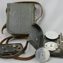 Image of Movie Camera and Case