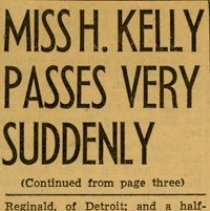 Image of 1978.16.17 - Clipping, Newspaper