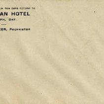 Image of American Hotel Envelope