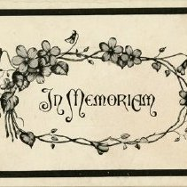 Image of In Memoriam Card for James Mulhall