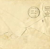 Image of Reverse of Envelope