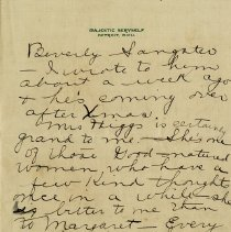Image of .2 - Letter to Agnes McAteer, page 5