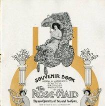 Image of Souvenir Book, The Rose Maid, c.1912, p.1
