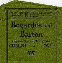 Image of Bogardus & Barton Bag, c.1925