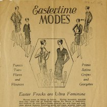 "Image of ""Eastertime Modes,"" page 3"