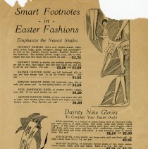 "Image of ""Smart Footnotes in Easter Fashions,"" page 5"