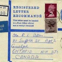 Image of 1978.79.1.2 - Envelope