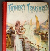 Image of Father's Treasures Book - Front