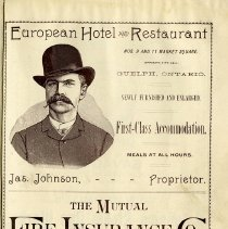 Image of European Hotel & Restaurant; Mutual Fire Insurance Co., p.19