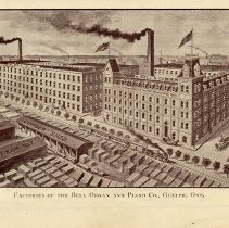 Image of Factories of the Bell Organ and Piano Co., Guelph, p.22
