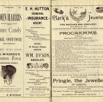 Image of Programme, Second Day - Afternoon, p.25
