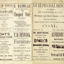 Image of Advertisements, page 1