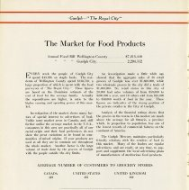 Image of The Market for Food Products, page 12