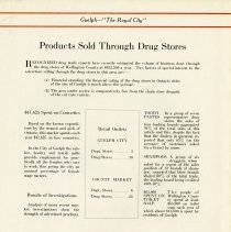 Image of Products Sold Through Drug Stores, page 14