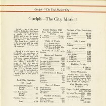 "Image of ""Guelph - The City Market,"" page 3"