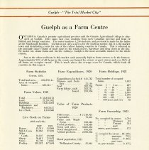Image of Guelph as a Farm Centre, page 5