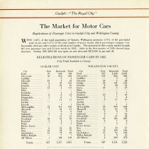 Image of The Market for Motor Cars, page 8