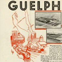 Image of Guelph and its Industries, side 1