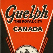 "Image of ""Guelph, The Royal City, Canada"""