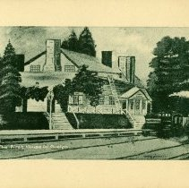 Image of The Priory, First House in Guelph