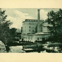 Image of Goldie's Dam and Mill